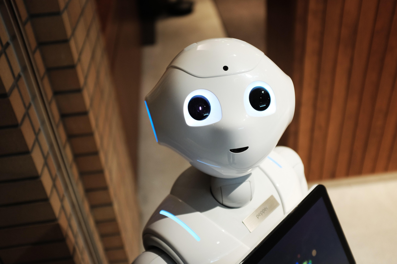 Robot Pepper a FICO